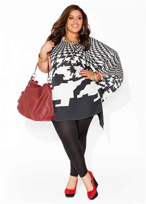 a selection of womens plus size clothes stores are