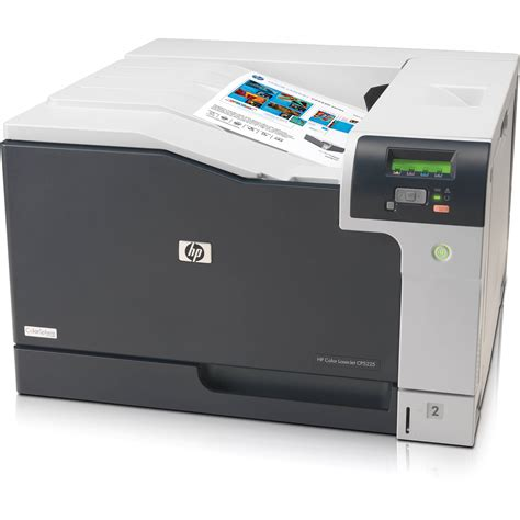 hp laser color printer hp cp5225n laserjet professional color laser printer
