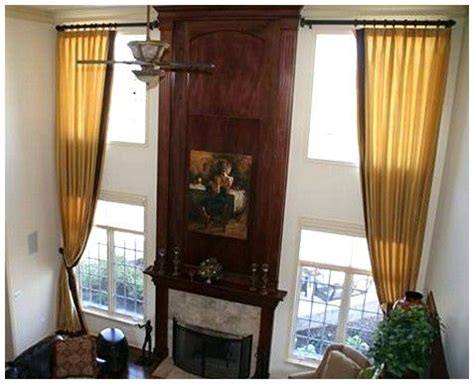 High Ceiling Curtains Images Window Curtains For Windows Window Treatment Blinds And Window Shade