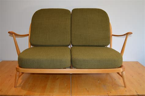 windsor green couch ercol windsor 203 sofa replacement cushions covers