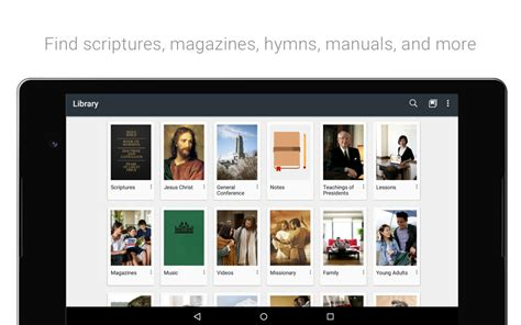 Play Store Library Gospel Library Android Apps On Play