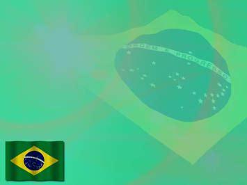 brazil flag  powerpoint templates