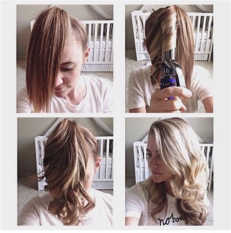 easy last minute hairstyles for school 15 hairdos that take less than 5 minutes how does she