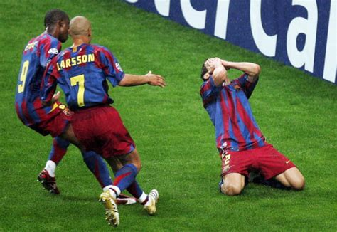 arsenal barcelona 2006 top 10 anglo spanish chions league clashes barcelona