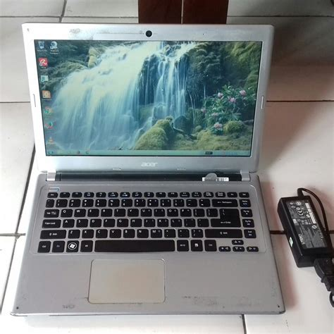 Laptop Acer Tipe Aspire V5 jual laptop acer aspire v5 431 second pasarlaptop