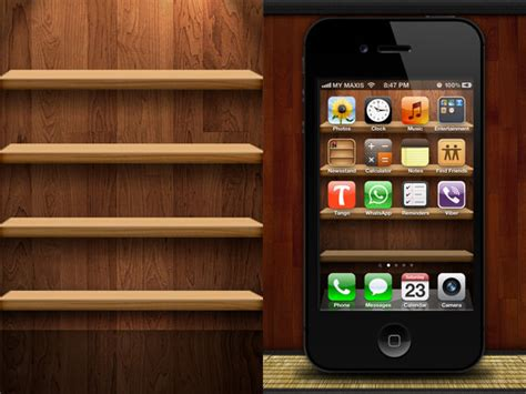 Top Shelf App by Top App Shelf Wallpaper Wallpapers