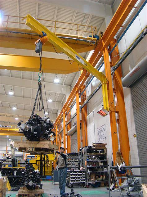 crane wall mount jib cranes austral star