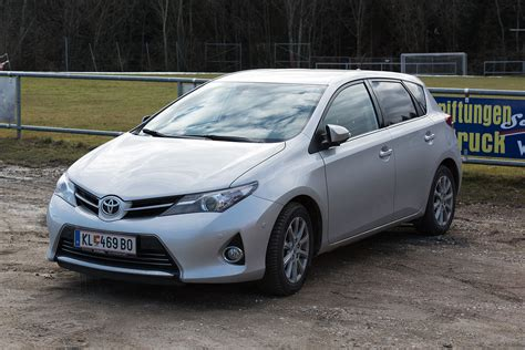 where is toyota from toyota auris wikipedia