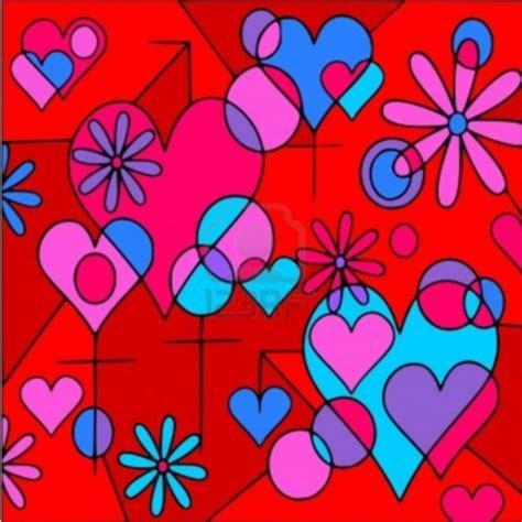 imagenes abstractas bellas imagenes de corazones abstractos