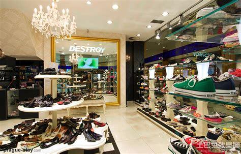 two shoe store 鞋店图片 土巴兔装修效果图