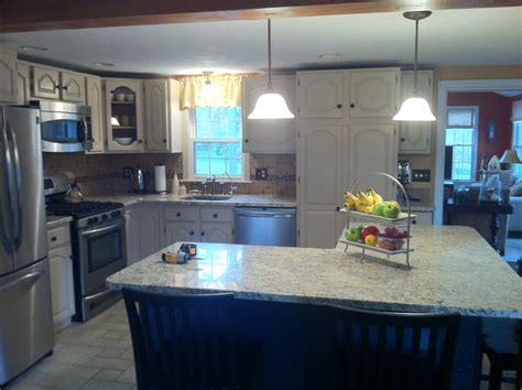 kitchen cabinet refinishing in smithfield rhode