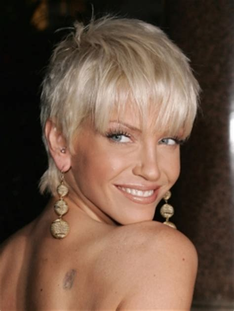 become gorgeous pixie haircuts pictures sarah harding hairstyles sarah harding with