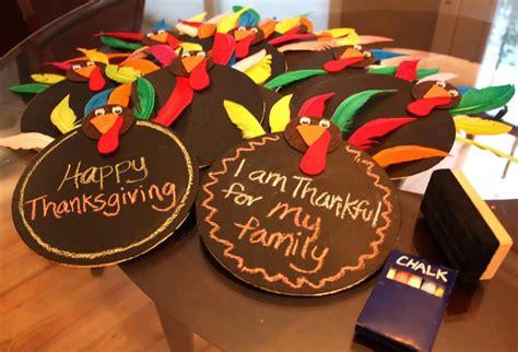 festive diy thanksgiving crafts