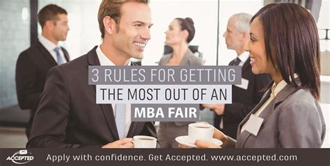 How To Make Most Of Mba by 3 For Getting The Most Out Of An Mba Fair Accepted