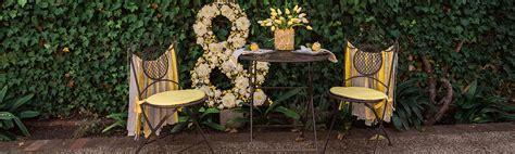 Backyard Wedding Necessities Outdoor Wedding Supplies