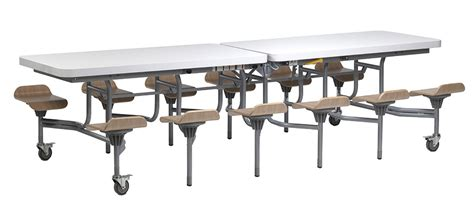 Mobile Folding School Dining Table Primo Folding Table Mobile Dining Table