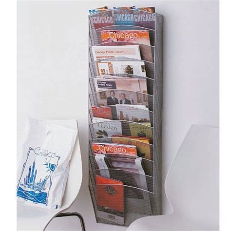 design magazine stand 17 best images about wall mount magazine racks on