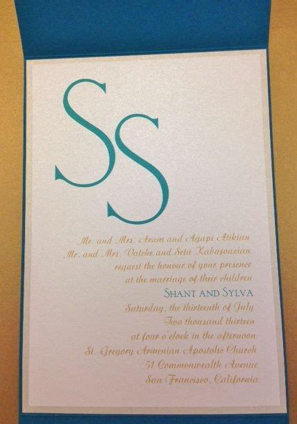 armenian wedding invitations glendale 17 best images about armenian wedding invitations on