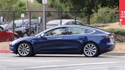 tesla model 3 36 high res images of white tesla model 3 w