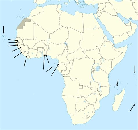 africa map quiz sporcle find the countries of africa quiz