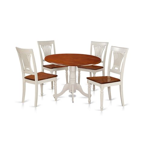 Set Of Small Table Ls by 5 Pc Small Dining Set Dining Table And 4 Dining Chairs
