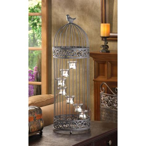 Koehler Home Decor Birdcage Staircase Candle Stand Wholesale At Koehler Home Decor