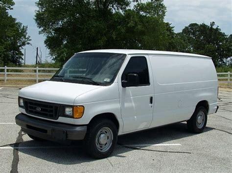 2004 ford econoline 2004 ford econoline cargo information and photos momentcar