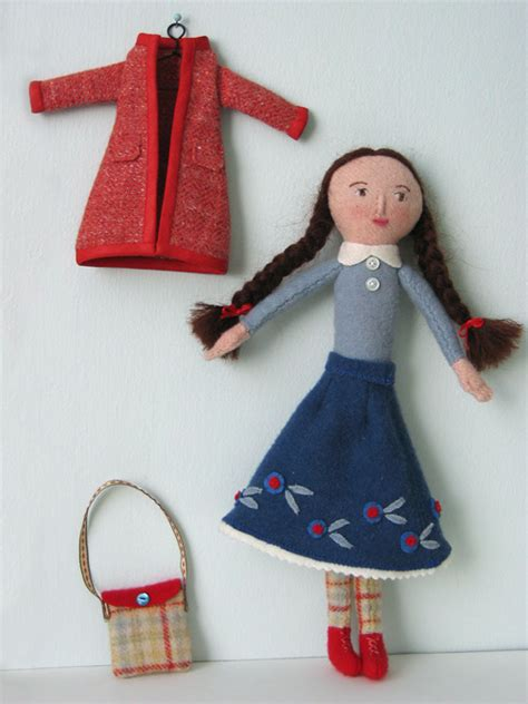 doll design book needle book millie mimi s purl soho doll pattern