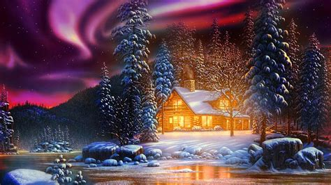 colorful winter wallpaper 1920x1080 amazing colorful winter landscape 1080p full hd