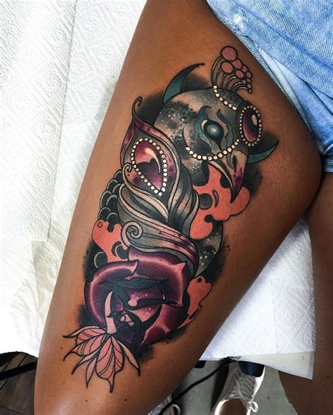 colored tattoos on dark skin best 25 skin ideas on beautiful