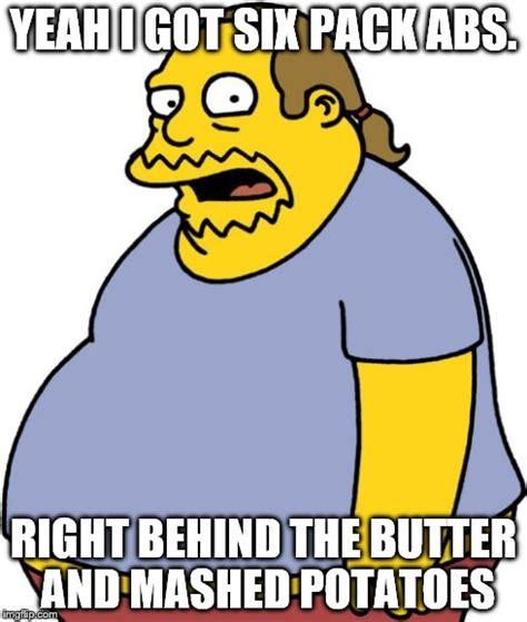 Mashed Potatoes Meme - comic book guy meme imgflip