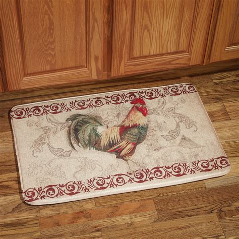 Rooster Kitchen Rugs Rooster Kitchen Rugs Creating A Country Kitchen Nuance Homesfeed