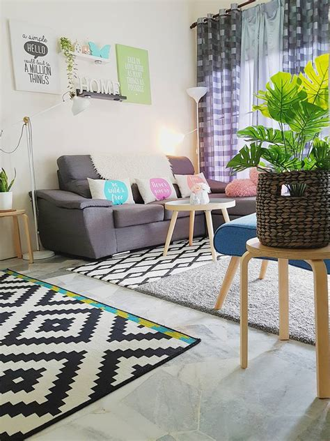 Ikea Behandla Cat Glasir Hijau awesome ikea inspired decor in 8 malaysian homes recommend living