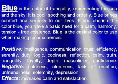 meaning of the color blue 176 psychology of color blue colour