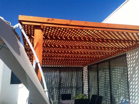 techos terrazas casa polo b machali ideas construcci 243 n piscina