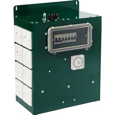 greenpower commercial contactor grow light controller