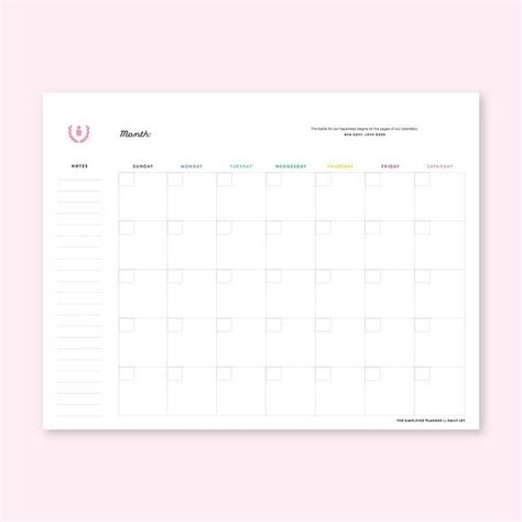 free printable planner undated 1000 images about printables on pinterest emily ley