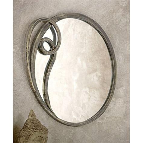 cornici in ferro battuto specchi con cornice in ferro battuto vero stile classico
