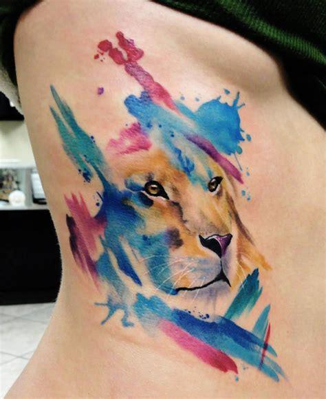 tatuajes watercolor acuarelas en tu piel 187 tatuajes amp tattoos