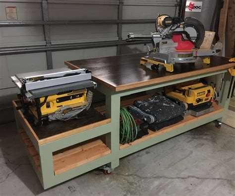 all in one woodworking all in one work bench tool storage storage and bench