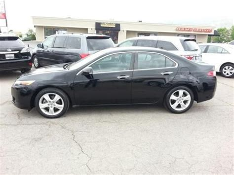 Used 2010 Acura Tsx by Purchase Used 2010 Acura Tsx Black In Bountiful Utah