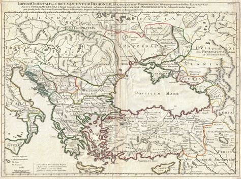 constantine and the cities imperial authority and civic politics empire and after books file 1715 de l isle map of the eastern empire