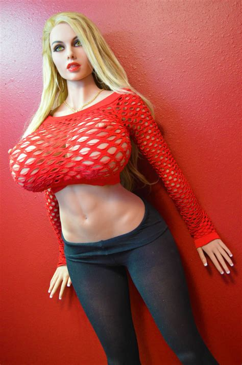 Sex Doll 170cm Big Ass Huge Breast Realistic Sillicone