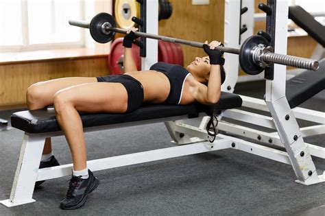 bench press body weight watchfit women building muscle can genes sabotage your