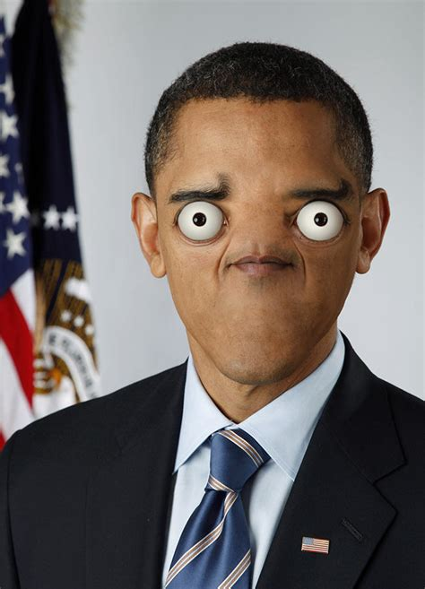 Obama Meme Face - obama look of disapproval ಠ ಠ look of disapproval know