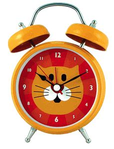 animal novelty alarm clocks and watches