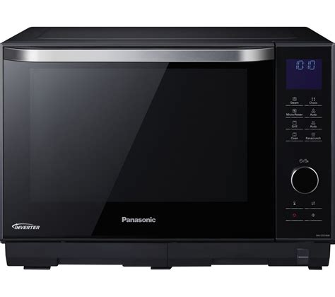 Microwave Panasonic Nn S235wf buy panasonic nn ds596bbpq combination microwave black
