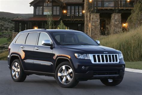 Jeep Grand Cherooke New Images The 2011 Jeep Grand