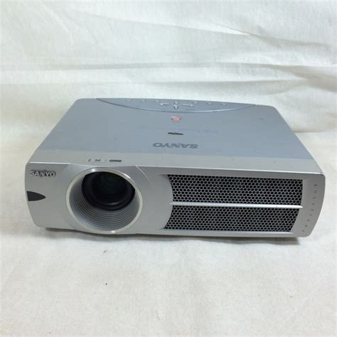sanyo pro xtrax multiverse projector l replacement isold it il0234