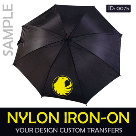 printable iron on transfers officeworks custom nylon iron on of your design for nylon and other